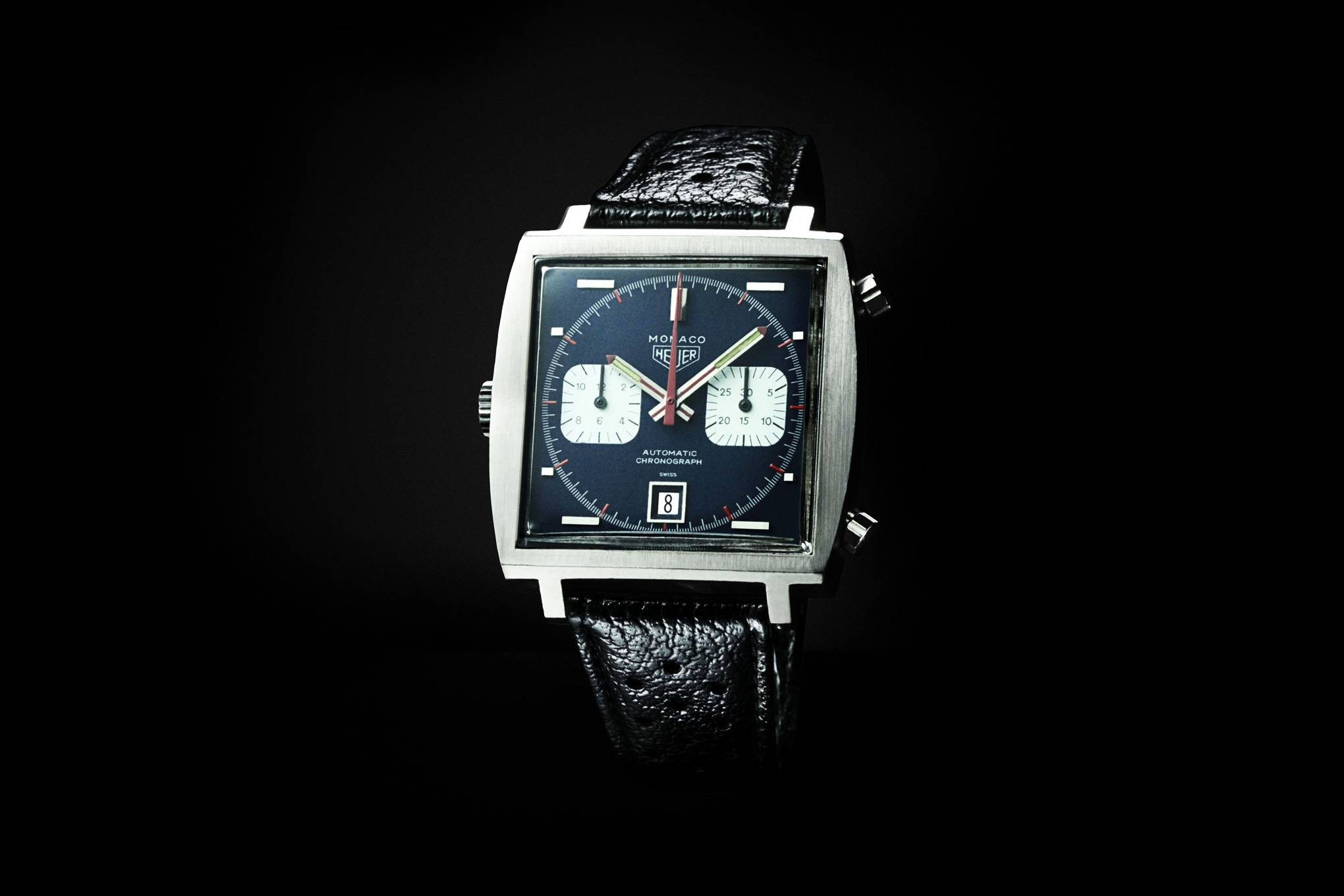 Why the 50-year-old TAG Heuer Monaco was way ahead of its time