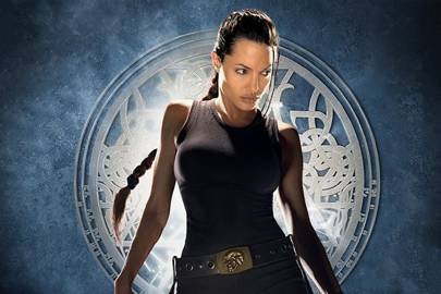 Lara Croft - 2001