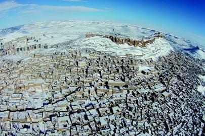 Snowy Mardin