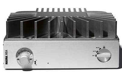 Nagra MSA stereo power amplifier