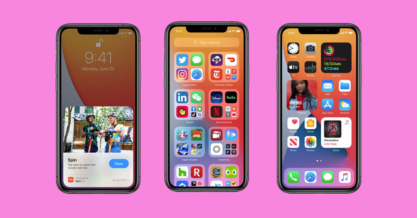 How to download iOS 14 and try out its best new features