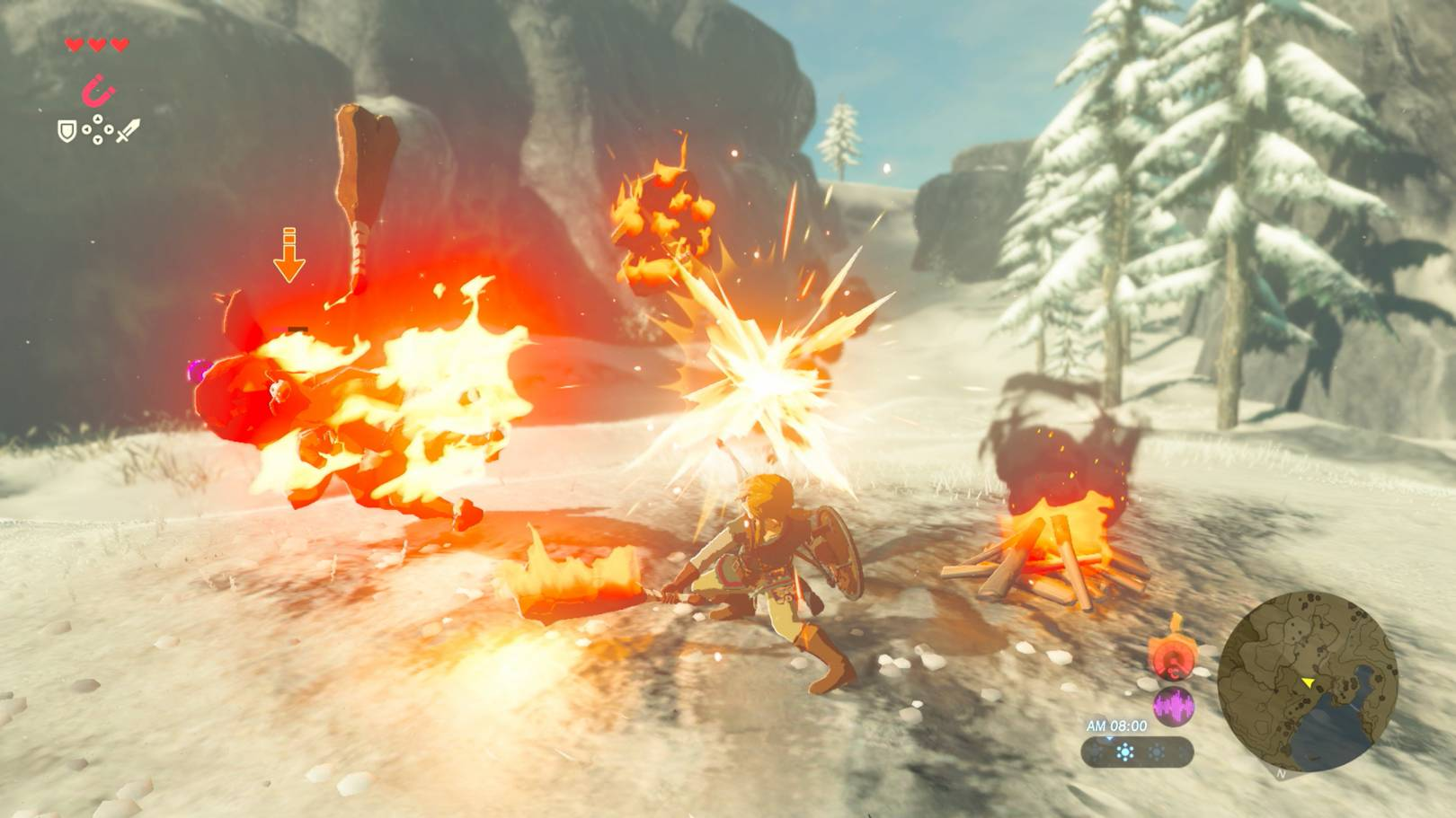 Zelda Breath of the Wild review: an epic masterpiece | WIRED UK