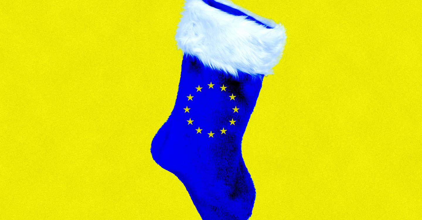 How Brexit could ruin Christmas