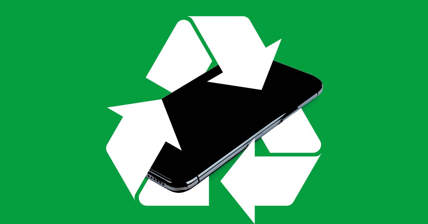 How to recycle, upcycle, donate or sell your old phone
