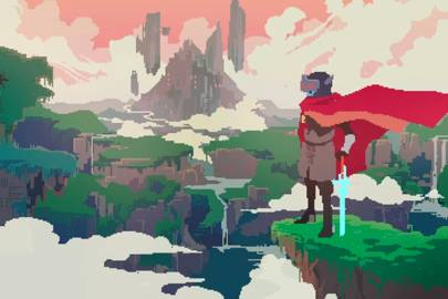 Hyper Light Drifter (PC, Xbox One, PS4, Vita, Wii U, Ouya)
