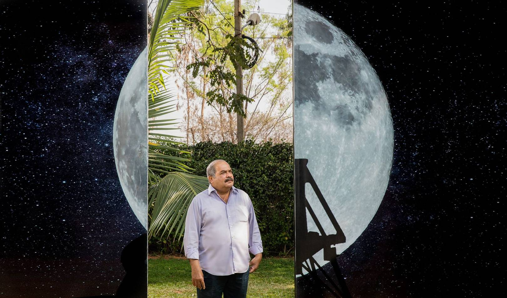 India's Moon Shot: Team Indus's unlikely quest to win the Lunar