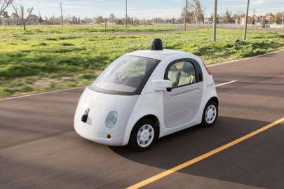 Google's robot cars would have crashed 13 times if it wasn't for humans