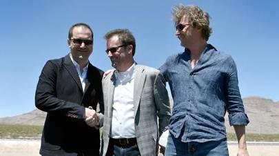 Hyperloop founders