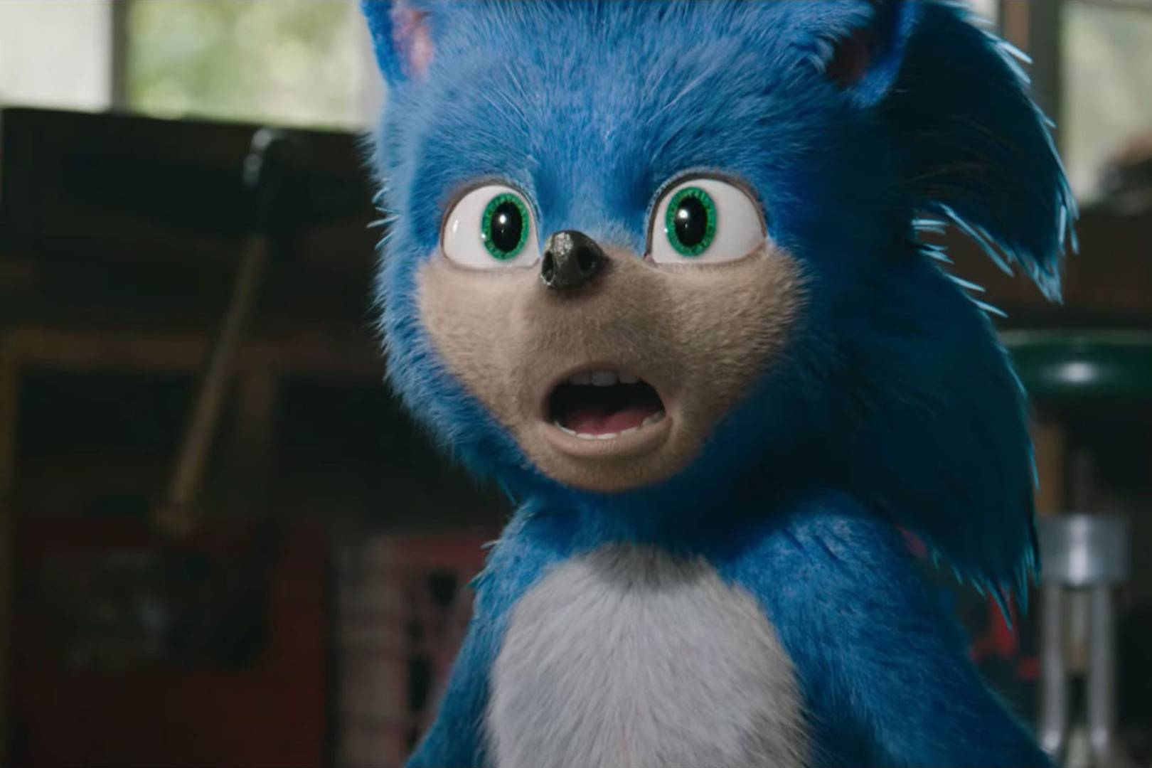 Everything That S Wrong With The Sonic The Hedgehog Movie Trailer Wired Uk