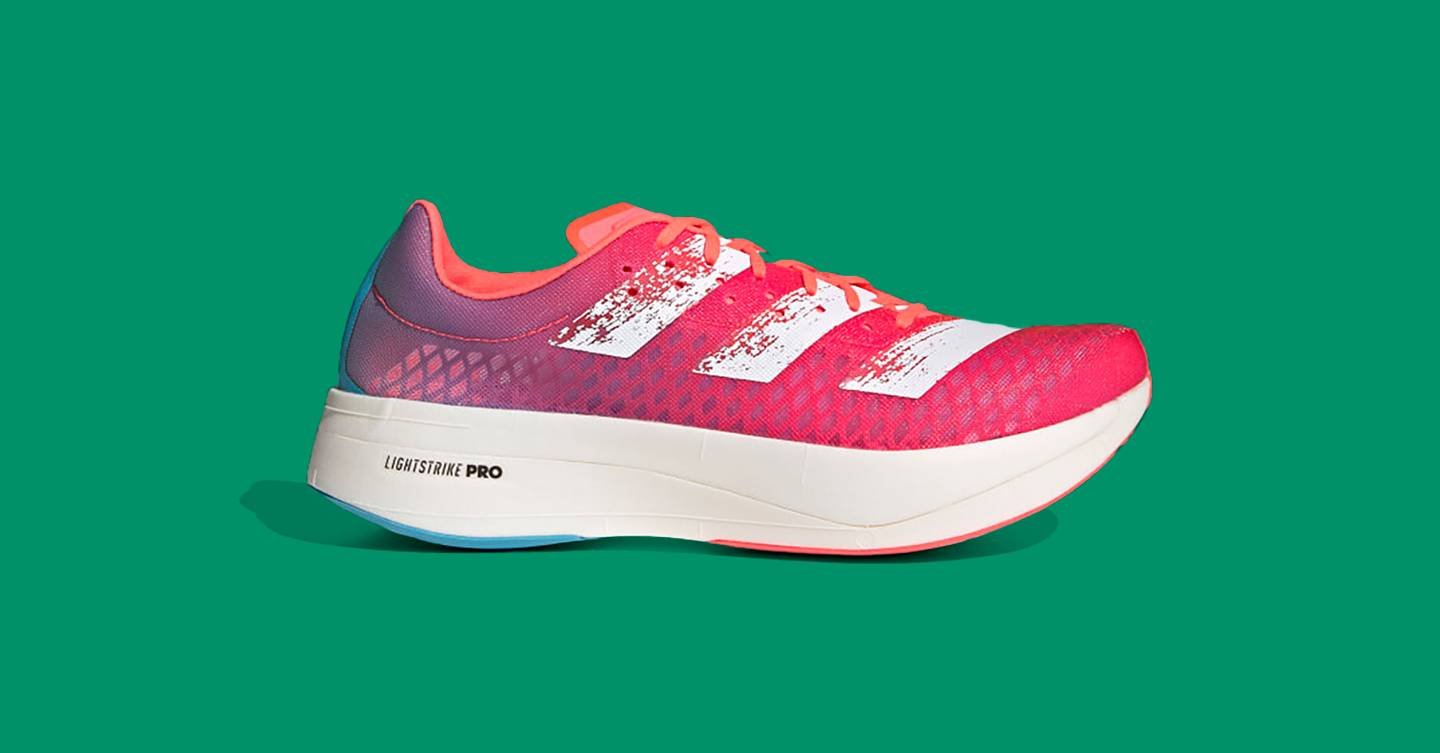 The science behind Adidas's new world-record running shoe