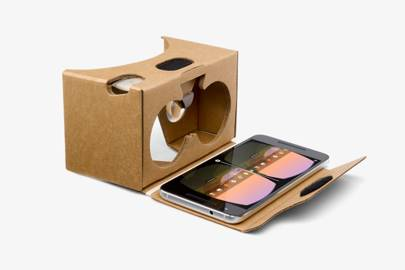 Google Cardboard launches in UK for £15