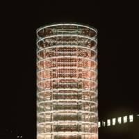 Tower of Winds, 1986, Yokohama-shi, Kanagawa, Japan
