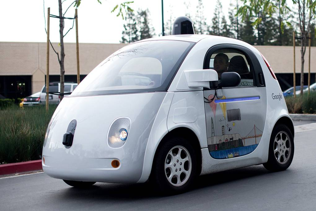 Google is teaching its driverless cars to honk at bad drivers | WIRED UK