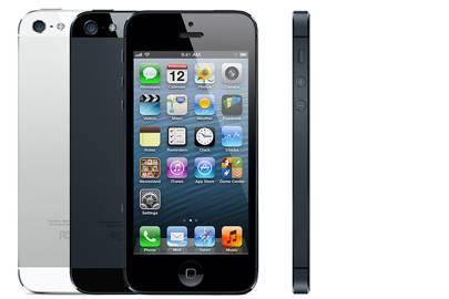 iPhone 5, 2012
