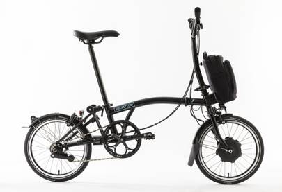 Brompton Electric review  the best folding electric bikes to make ... 3c92c4d1a