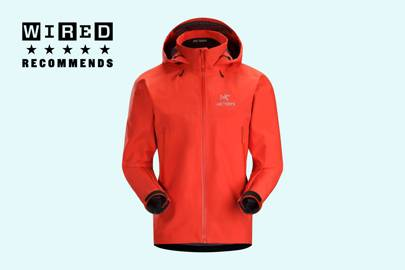 Waterproof jacket: Arc'teryx Beta AR