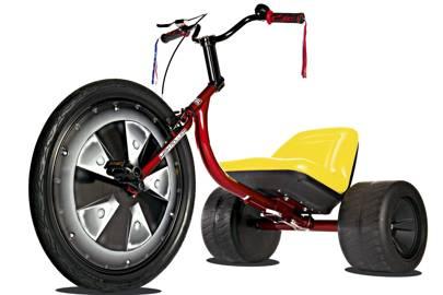 High roller Adult Big Wheel