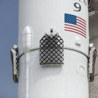 Falcon 9 redesigned grid fins