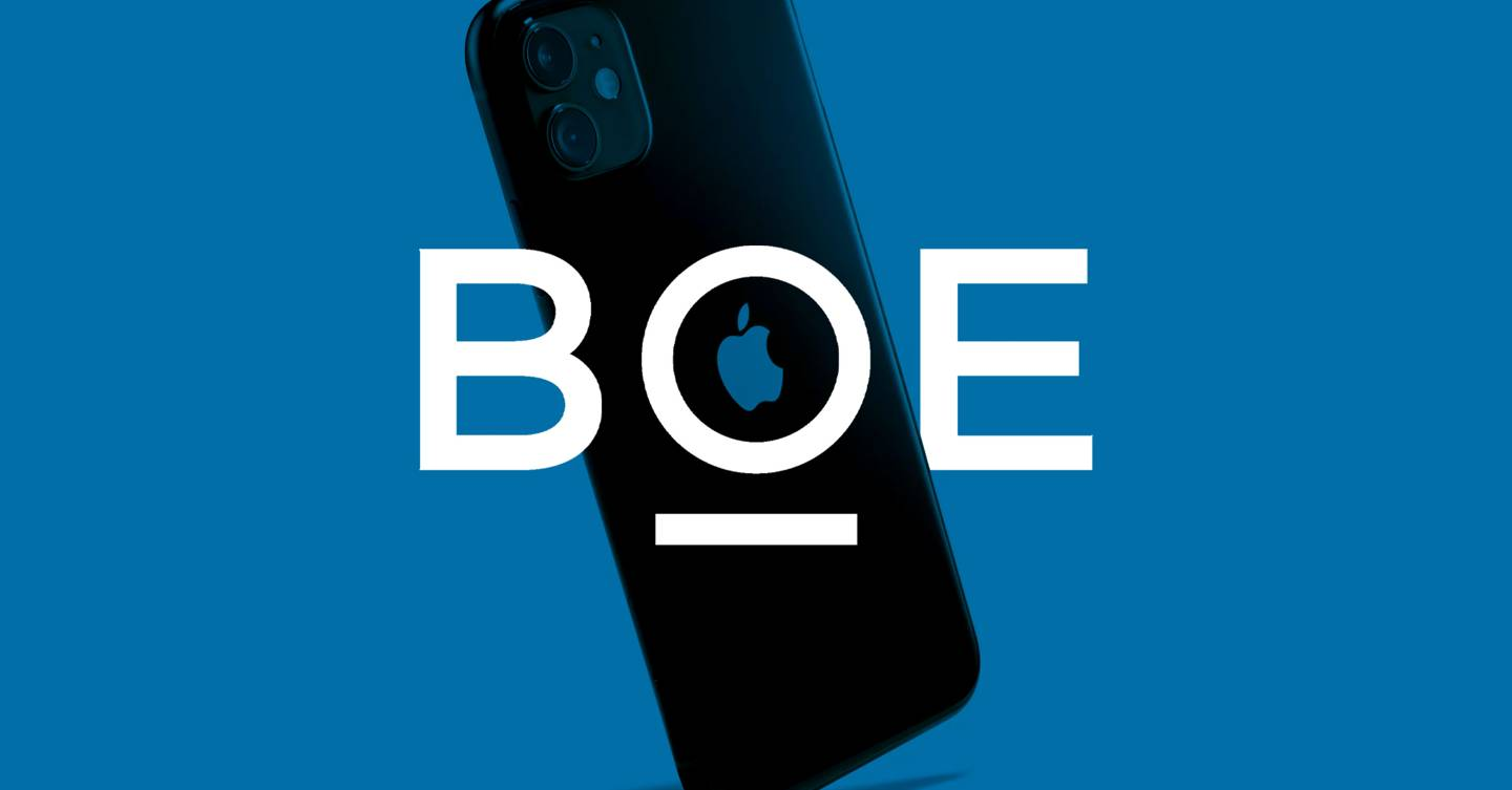 Who the hell is BOE, Apple's new iPhone 12 screen supplier?