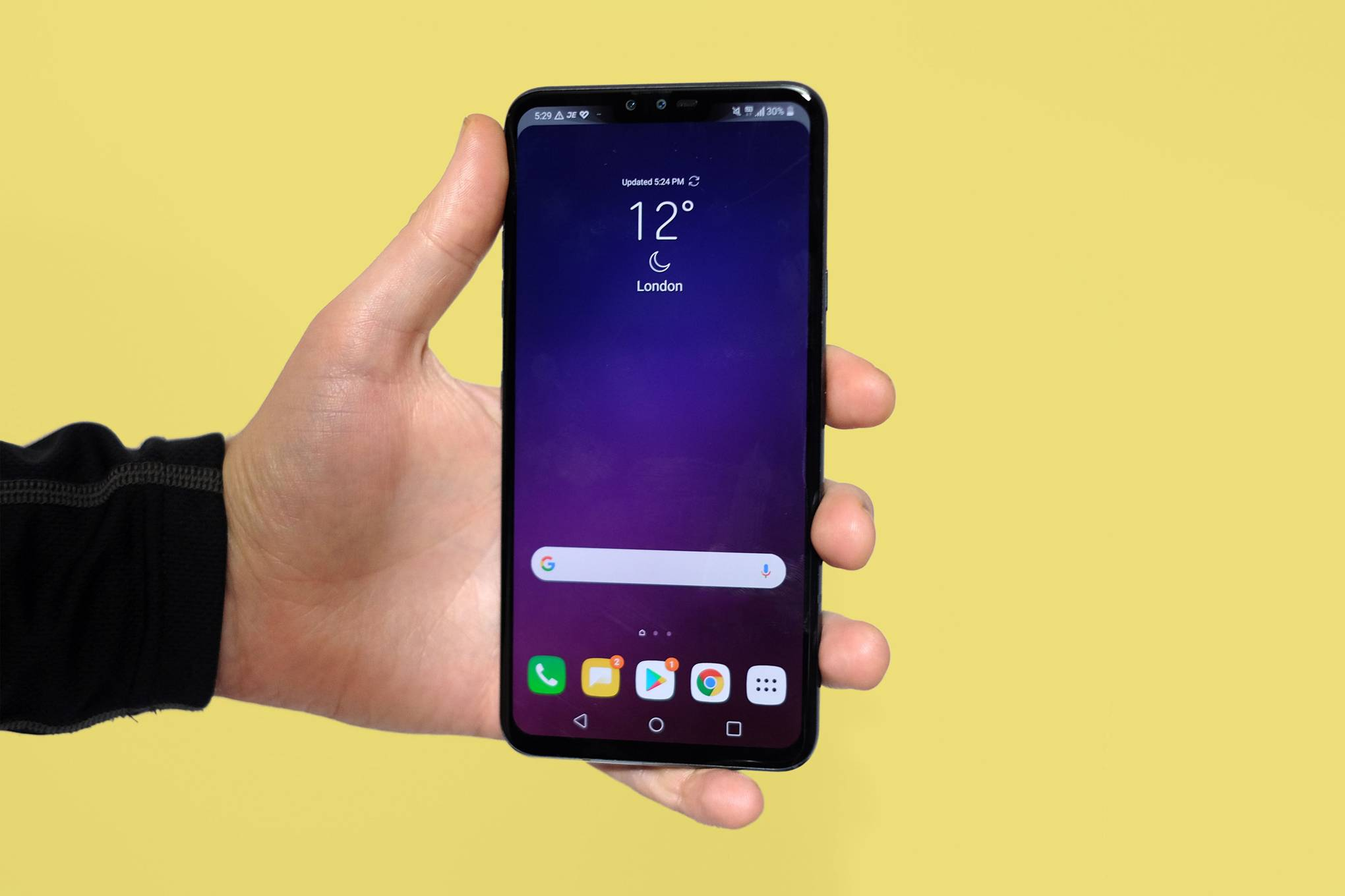LG V40 review: great specs, but there's some serious flaws