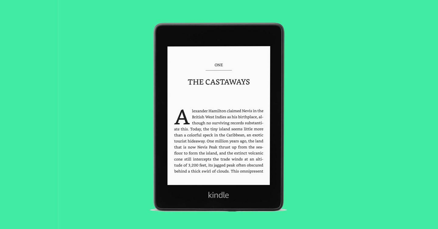 Kindle Paperwhite review: Finally a cheap(ish) ereader ...