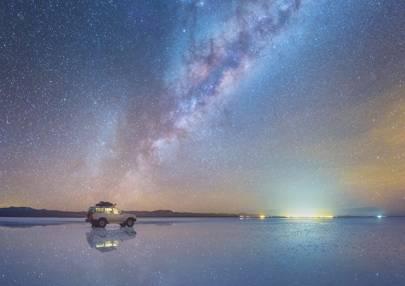 Bolivia's lithium-rich salt flats