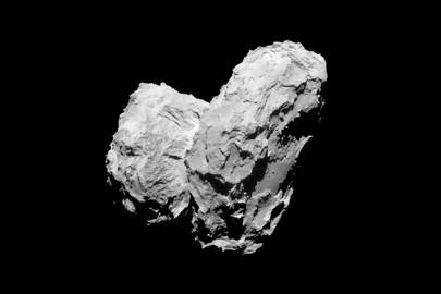 Rosetta finds oxygen on comet 67P, but can't explain how it got there