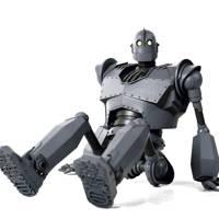 Iron Giant Toy