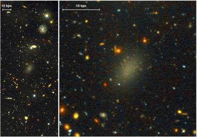 Meet Dragonfly 44, the galaxy made of 99.9% dark matter