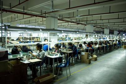 Samsung developing robots to replace cheap Chinese labour