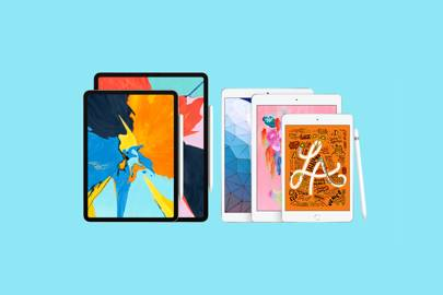 Apple's new iPad Air and iPad mini make space for its Netflix rival
