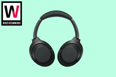 Headphones: Sony WH-1000XM3