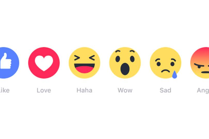 Facebook reactions can now be used in comments wired uk malvernweather Images