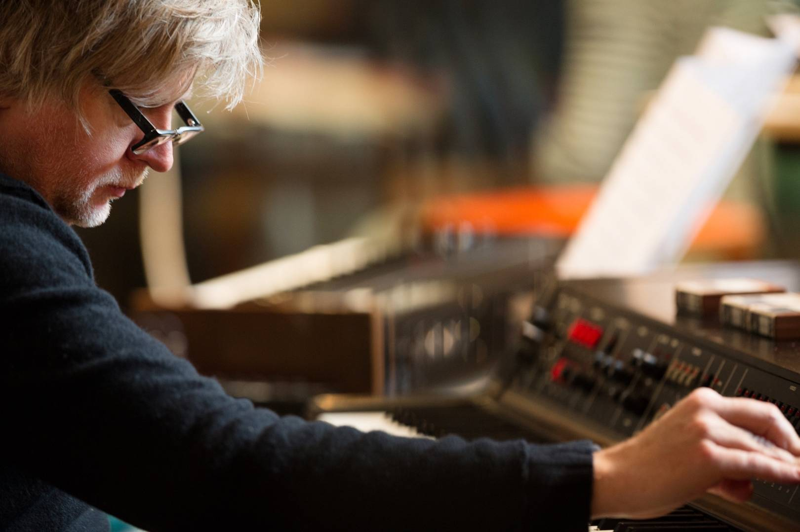 Can you find the voice of God in a Moog performance of Bach? | WIRED UK