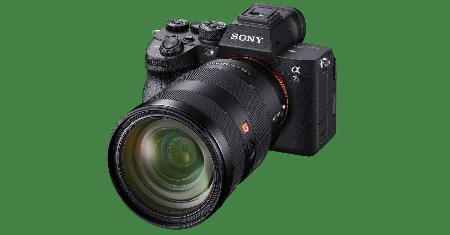 Sony's A7S III is the best mirrorless camera for video money can buy