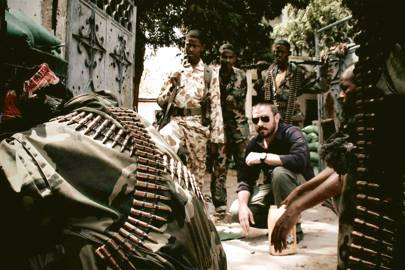 Dirty Wars, an oscar-nominated documentary in 2014