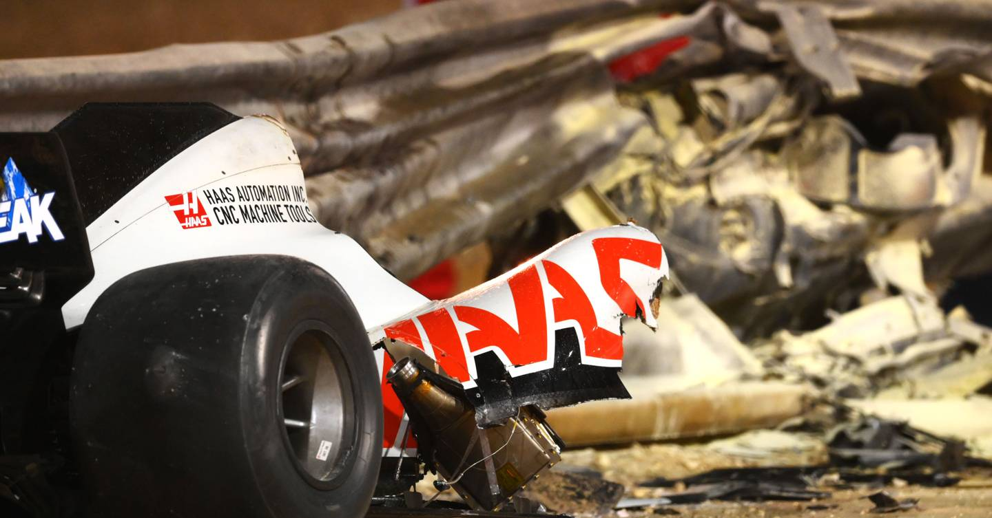 How Romain Grosjean survived the biggest crash in modern F1 history