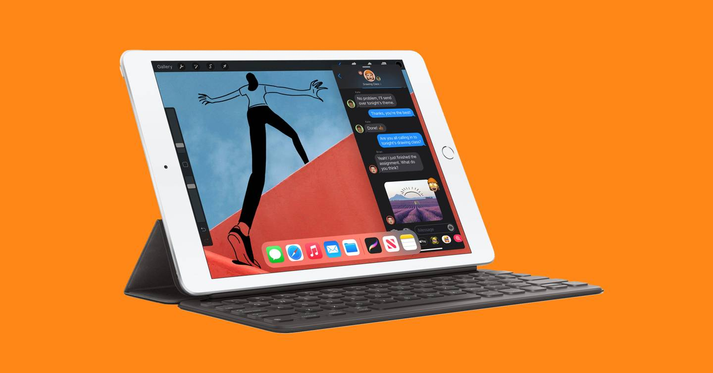 iPad 10.2-inch 2020 review: a lazy update, but who cares?