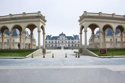 Château Laffitte, built 2004, Beijing