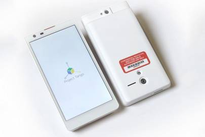 How Google's Project Tango and depth sensors will disrupt apps