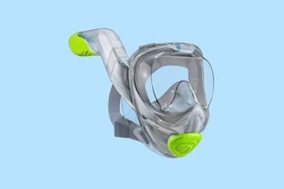 The Best Full Face Masks For Snorkelling Tested By A Freediver Wired Uk