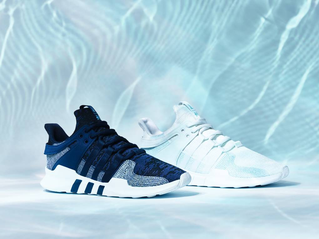 Adidas and Parley are saving the oceans – one shoe at a time