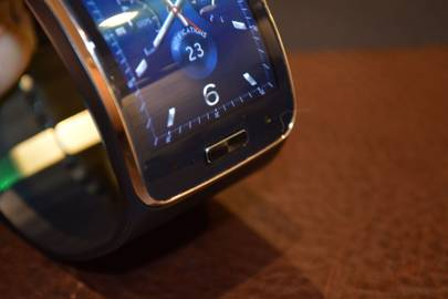 Hands-on with the Gear S, Samsung's 3G smartwatch