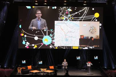 David Rose, CEO Ditto Labs at Le Web 2014
