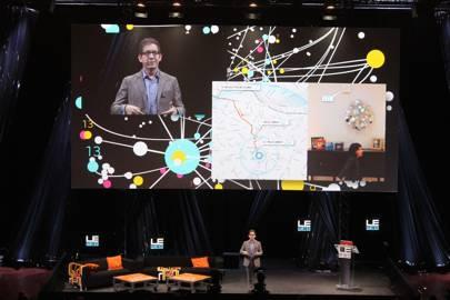 David Rose, CEO Ditto Labs at Le Web 2014