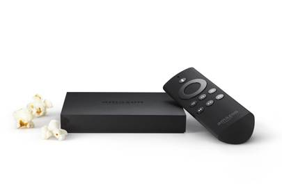 Amazon Fire TV streaming box on sale in the UK now for £79