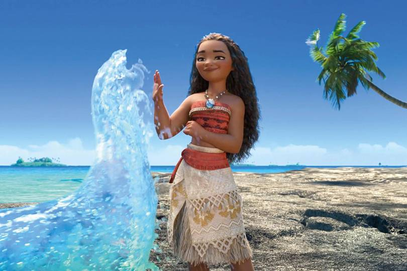 "Disney's Moana: ""How do you create water that has feelings ..."