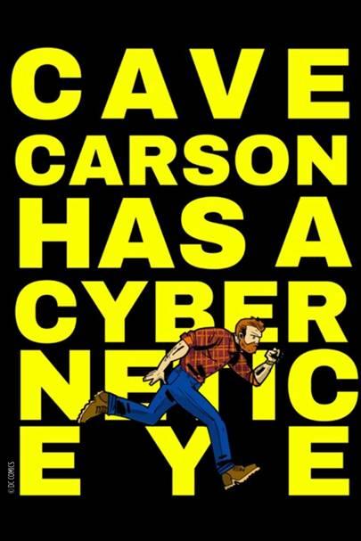 Cave Carson