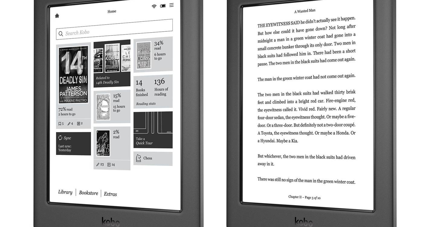 Why Kobo isn't making a colour ereader | WIRED UK