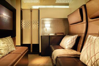 "Etihad's ""The Residence"", one which will be installed on each of its A380s"